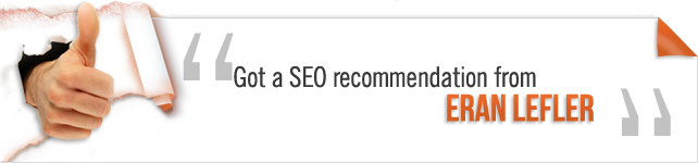seo recommendation