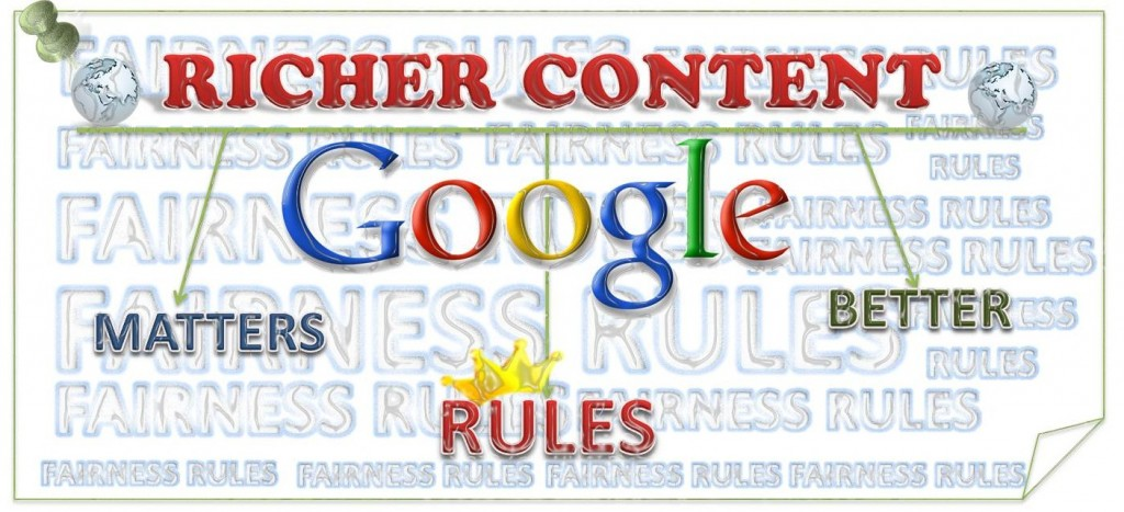 Richer Content Matters in SEO