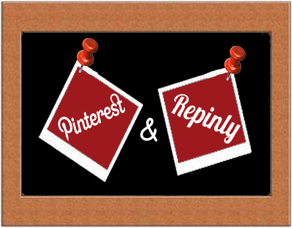 pinterest and repinly