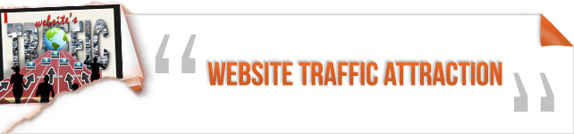 Website Traffic Attraction