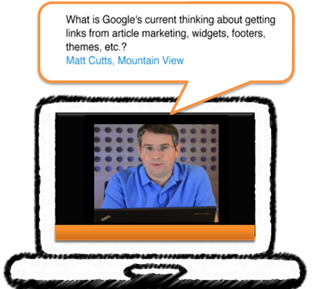 matt cutts question