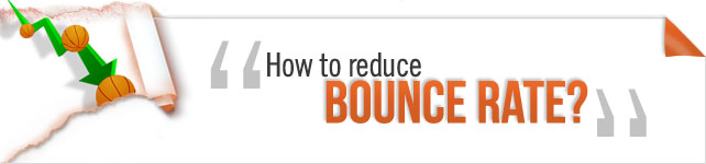 bounce rate reduction