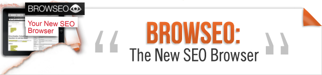BROWSEO: Highlighting Relevant Parts for SEO