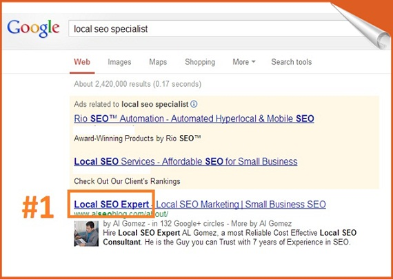 LSI in search Result
