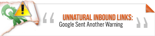 unnatural inbound links