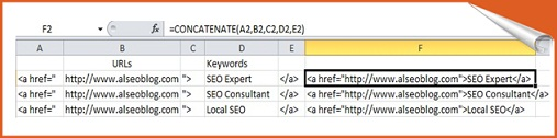 creating link building codes