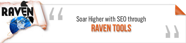 soar higher with SEO through Raven tools